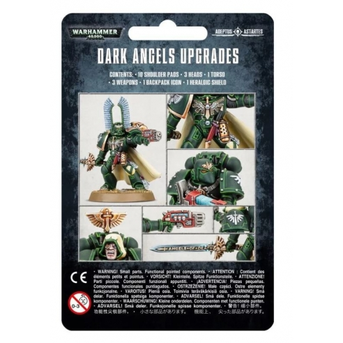 Dark Angels - Dotazioni e Trasferibili 8a Edizione Dark Angels
