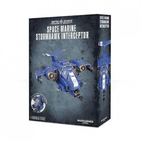 Space Marines - Stormhawk Interceptor Space Marines