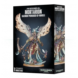 Mortarion, Daemon Primarch of Nurgle Warhammer 40k 110,00 €