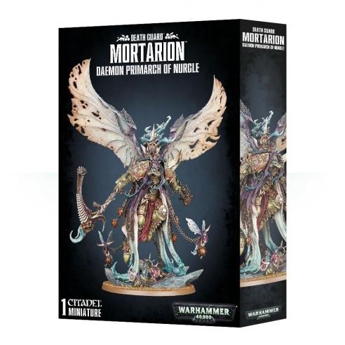 Death Guard - Mortarion, Daemon Primarch of Nurgle 8a Edizione Death Guard