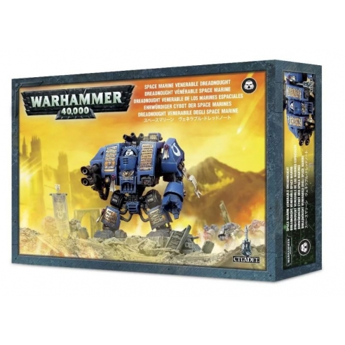 Space Marines - Venerable Dreadnought Space Marines