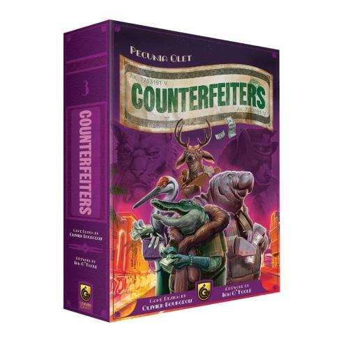 Counterfeiters Giochi Semplici e Family Games