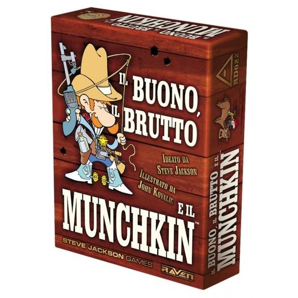 Munchkin - Il Buono, Il Brutto E Il Munchkin Party Games