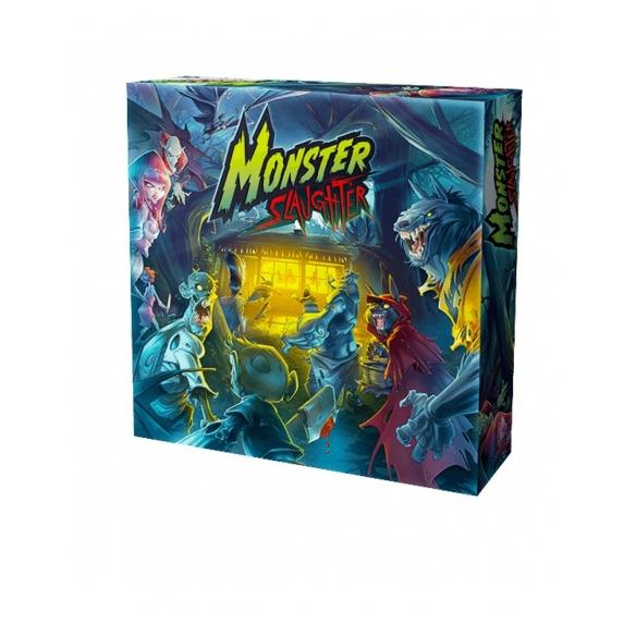 Monster Slaughter Hardcore Games