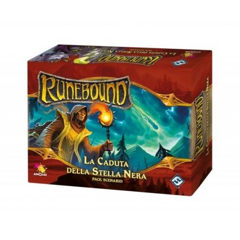 Runebound - La Caduta Della Stella Nera (Espansione) Hardcore Games