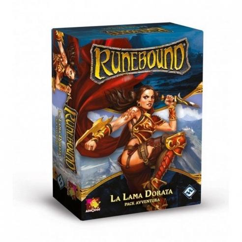 Runebound - La Lama Dorata (Espansione) Hardcore Games