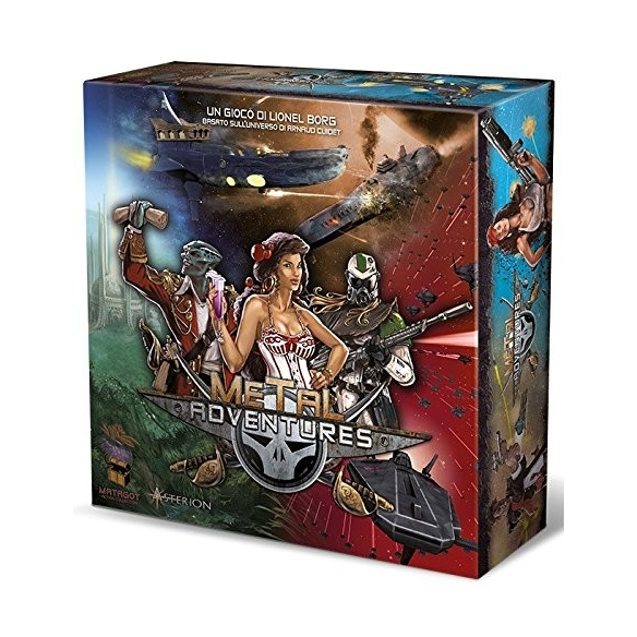 Metal Adventures Giochi per Esperti