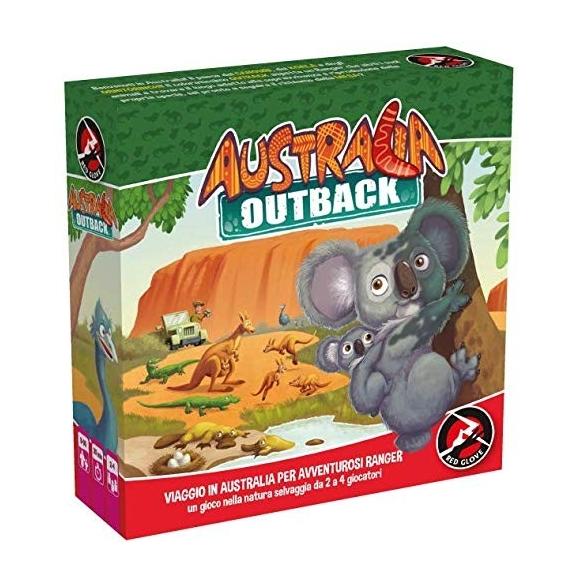 Australia Outback Giochi Semplici e Family Games