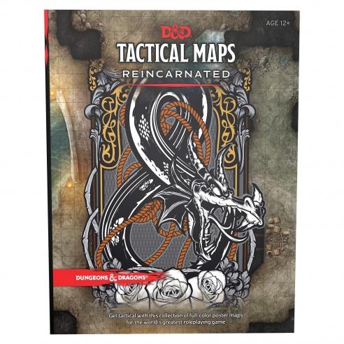 D&D - Tactical Maps Reincarnated Accessori