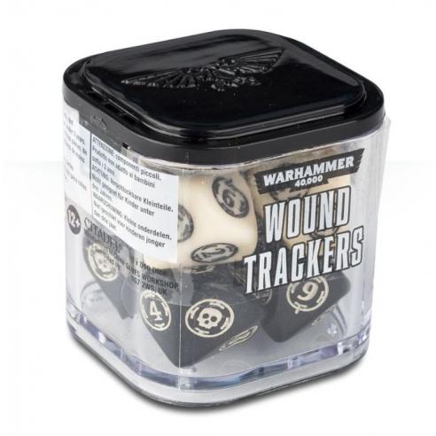 Wound Trackers - Avorio Dadi