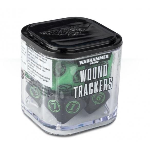 Wound Trackers - Verde Dadi