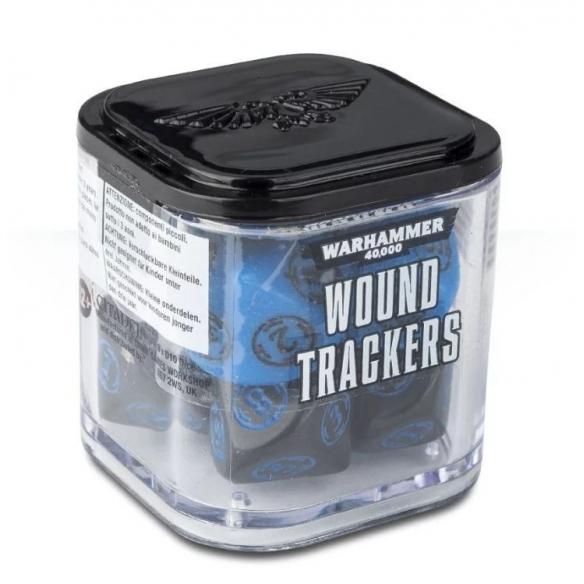 Wound Trackers - Blu Dadi