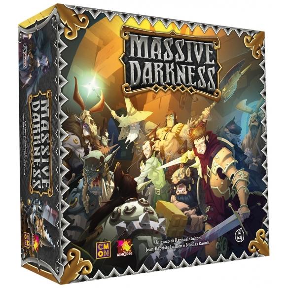 Massive Darkness Hardcore Games