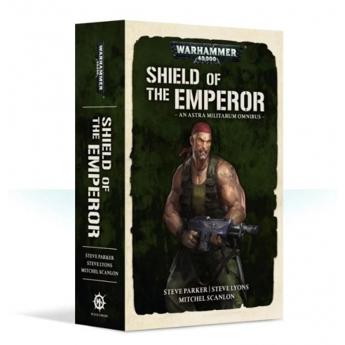 Shield Of The Emperor (ENG) Black Library