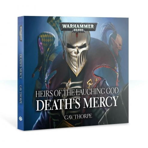 Death's Mercy (Audiolibro CD) (ENG) Black Library
