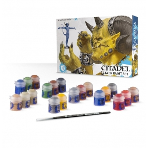 Citadel Layer Paint Set Citadel 63,00€