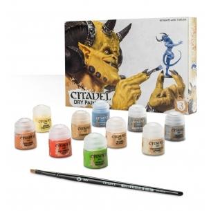Citadel Dry Paint Set  - Citadel 35,00€