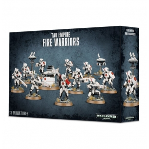 Tau Fire Warriors Warhammer 40k 40,00 €