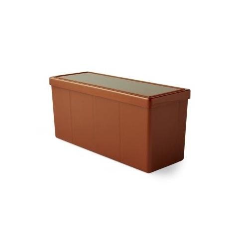 Dragon Shield - Box 4 scomparti - Copper Deck Box