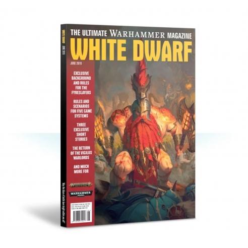 White Dwarf - June 2019 (ENG) White Dwarf