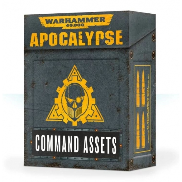Apocalypse - Command Assets (ENG) Apocalypse