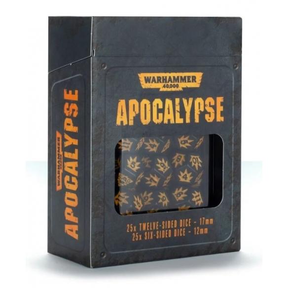 Apocalypse - Dadi Apocalypse