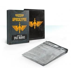 Apocalypse - Datasheet Cards - Space Marines (ENG) Apocalypse
