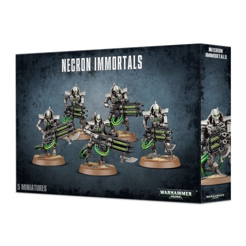 Necrons - Necron Immortals Necrons