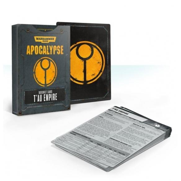 Apocalypse - Datasheet Cards - T'au Empire (ENG) Apocalypse