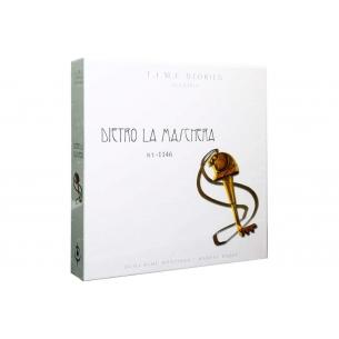T.I.M.E Stories - Dietro La Maschera (Espansione) Investigativi e Deduttivi
