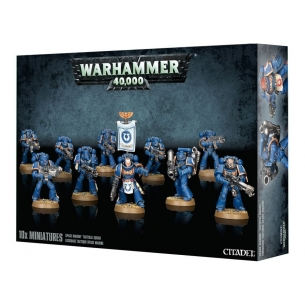 Space Marine Tactical Squad Warhammer 40k 35,00 €