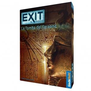 Exit - La Tomba Del Faraone Investigativi e Deduttivi