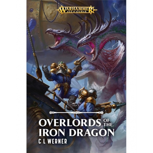 Overlords Of The Iron Dragon - Libro Warhammer Age Of Sigmar (ENG) Black Library