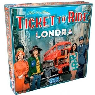 Ticket To Ride - Londra Grandi Classici