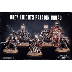 Grey Knights Paladin Squad Warhammer 40k 36,00€