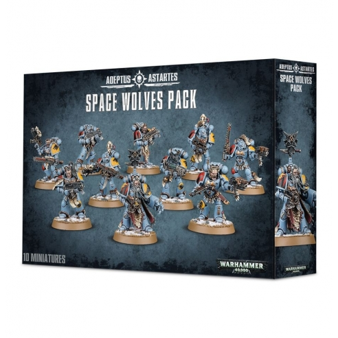 Space Wolves - Adeptus Astartes Space Wolves