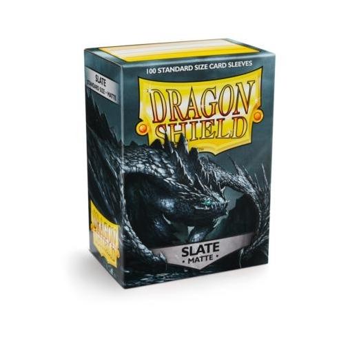 Dragon Shield - Matte Slate - Standard (100 bustine) Bustine Protettive