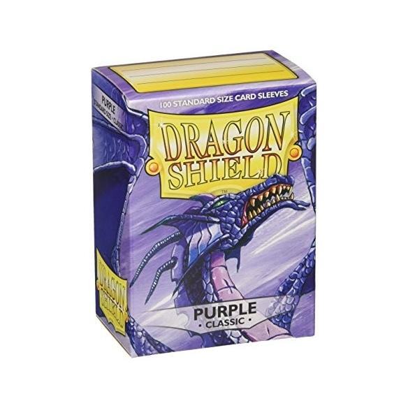 Dragon Shield - Classic Purple - Standard (100 bustine) Bustine Protettive