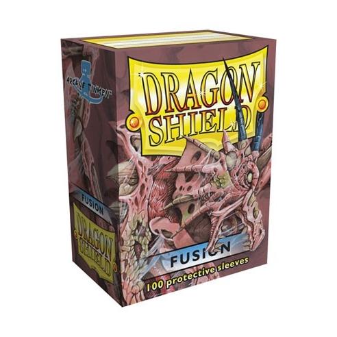 Dragon Shield - Classic Fusion - Standard (100 bustine) Bustine Protettive