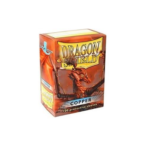 Dragon Shield - Classic Copper - Standard (100 bustine) Bustine Protettive