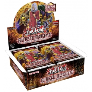 Yu-Gi-Oh! Duellanti Leggendari: Antico Millennio 1a edizione display 36 buste (IT) Yu-Gi-Oh 59,90€