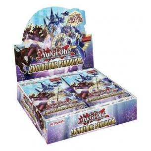 Yu-Gi-Oh! Evoluzione Pendulum Box 24 buste ITALIANO Yu-Gi-Oh 89,99€