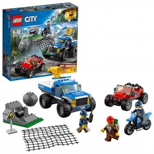 Lego City 60172 - Police - Duello Fuori Strada LEGO 29,99€