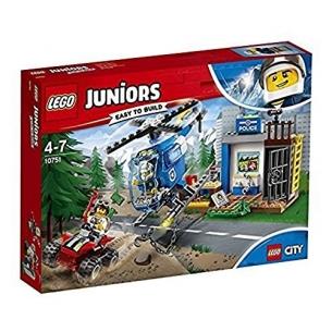 Lego Juniors 10751 - Inseguimento della Polizia di Montagna  - LEGO 24,99€