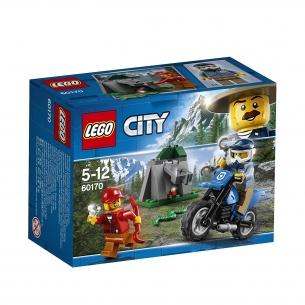 Lego City 60170 - Police - Inseguimento Fuori Strada LEGO 11,99€