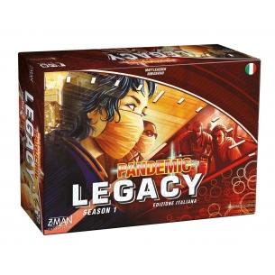 Pandemic Legacy - Season 1 (Scatola Rossa) Giochi per Esperti