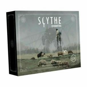 Scythe - Encounters (Espansione) Giochi per Esperti