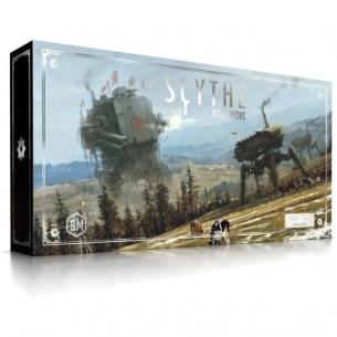 Scythe - Mech In Metallo (Accessori) Giochi per Esperti