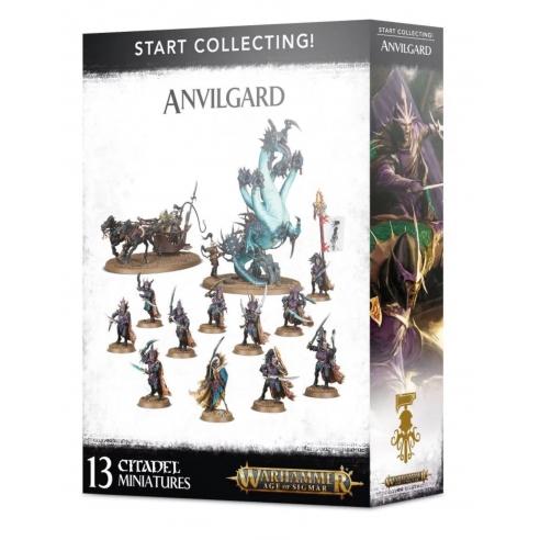Cities of Sigmar - Start Collecting! Anvilgard Cities of Sigmar