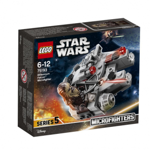 Lego Microfighter Millennium Falcon Star Wars (75193) LEGO 11,99 €